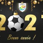 Meilleurs voeux pour 2021!